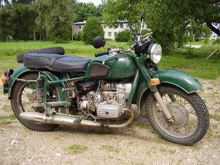 Днепр мотоцикл технические