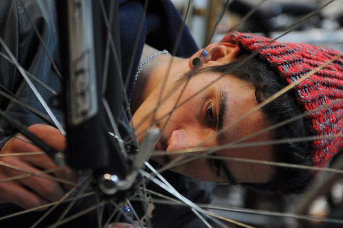 ремонт вилки велосипеда своими руками