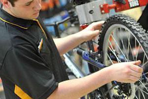 ремонт велосипеда своими руками фото