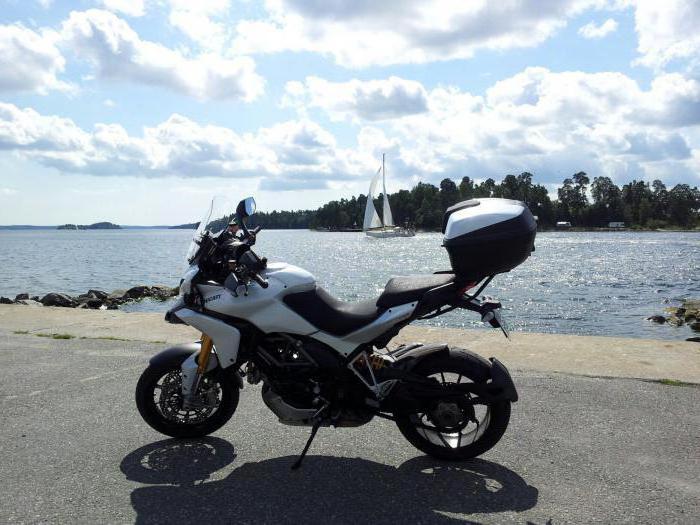 кофр для мотоциклов