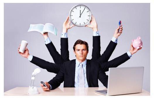проведение фотографии рабочего времени
