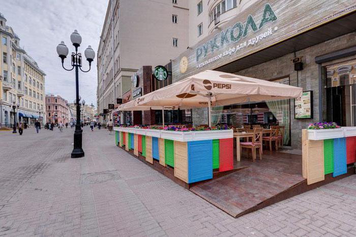 Ресторан «Руккола» - доступная Италия