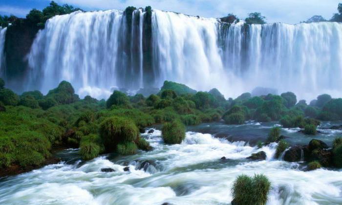 Куда текут реки окружающий