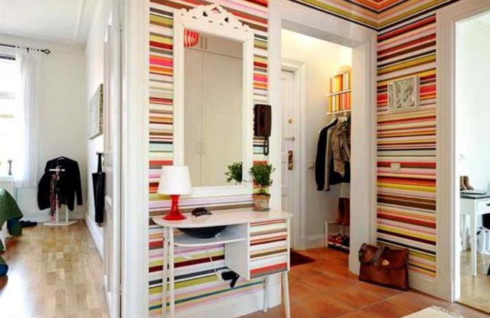 дизайн маленького коридора в квартире