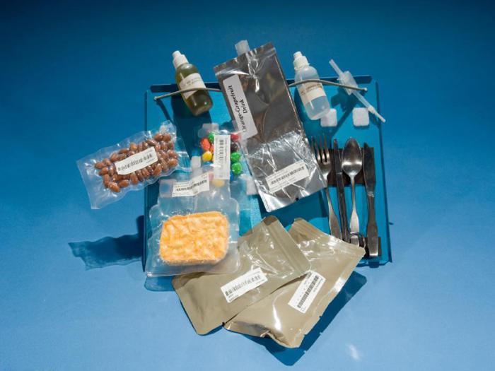 лаборатория космического питания