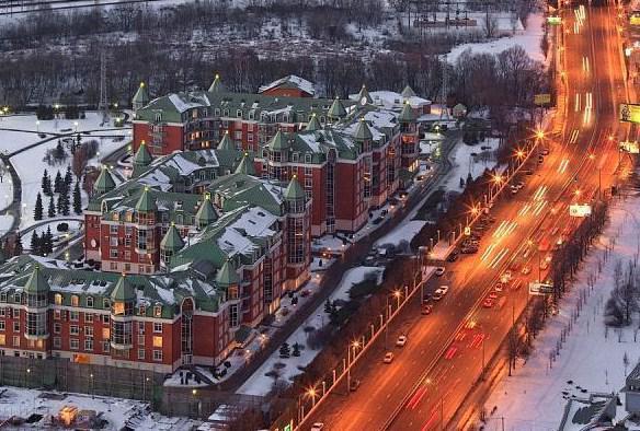 «Золотые ключи» (жилой комплекс): адрес, фото, отзывы