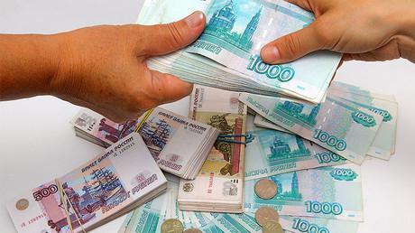 почему курс рубля укрепляется