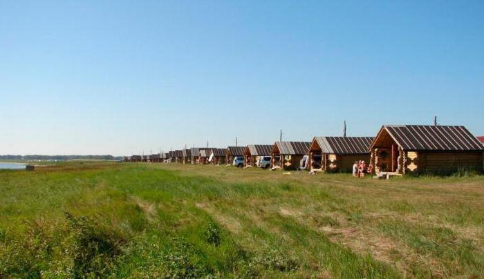 база отдыха озеро горькое новосибирская область