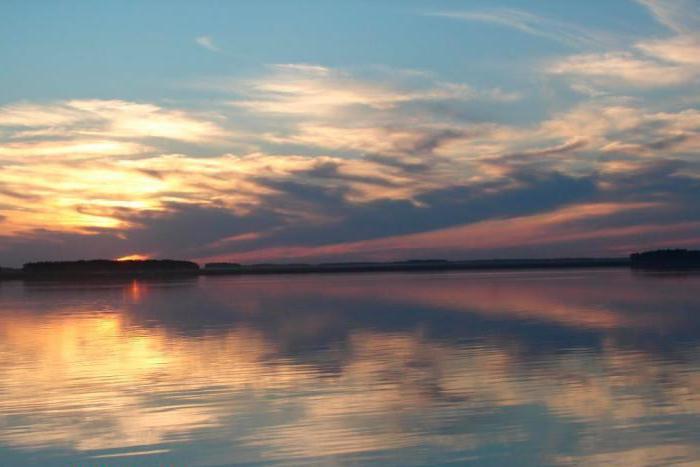 озеро горькое новосибирская область