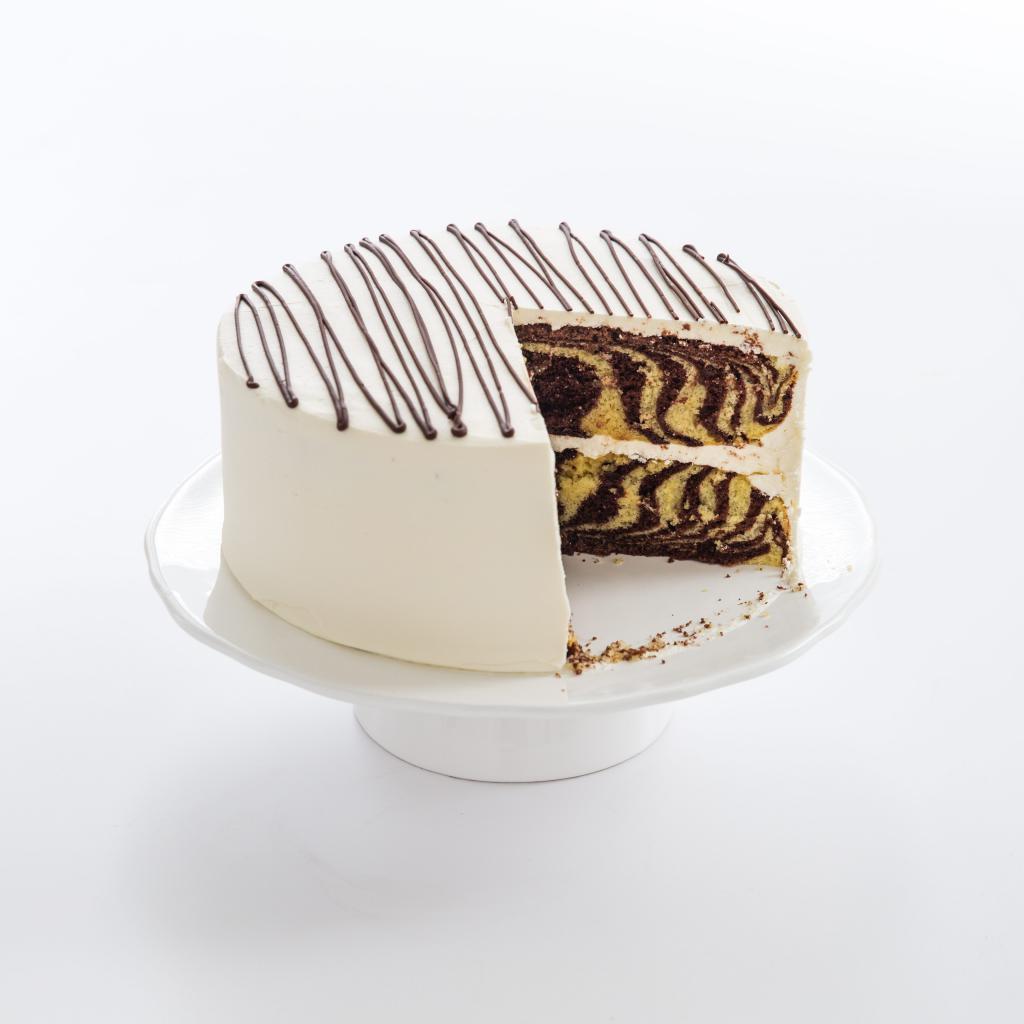 Вкусно рецепт торта зебра