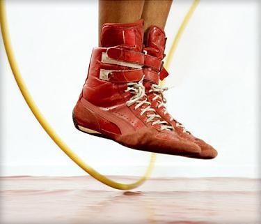как нужно прыгать на скакалке чтобы похудеть