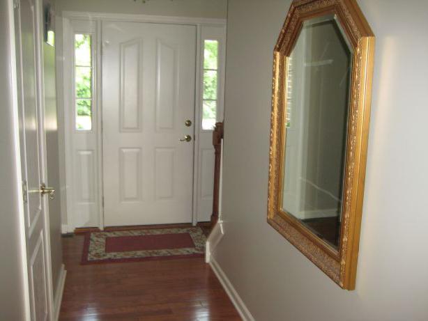 Фэн шуй зеркало напротив входной двери
