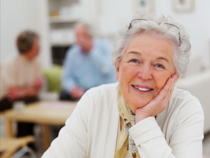 как попасть жить в дом престарелых