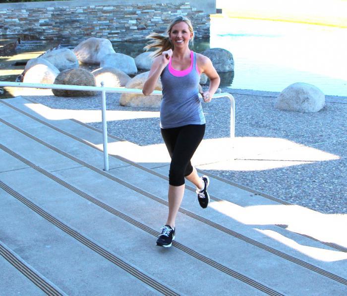 Похудеть с помощью бег