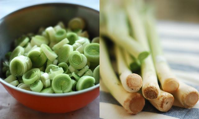 Полезные характеристики лука-порея, также его питательная це…