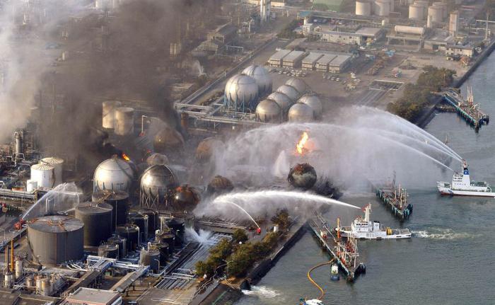 япония фукусима 1