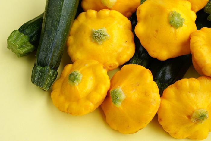 виды плодовых овощей