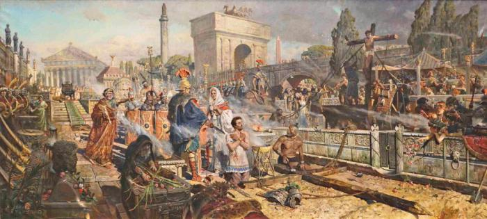 Праздник Георгия Победоносца