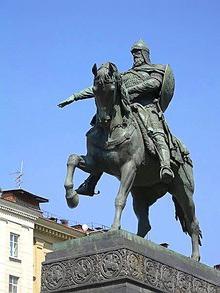 При каком императоре Москва стала столицей России