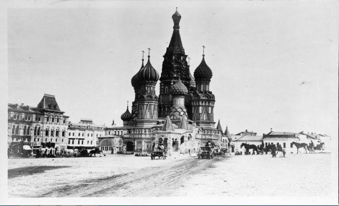 Почему Москва стала столицей России