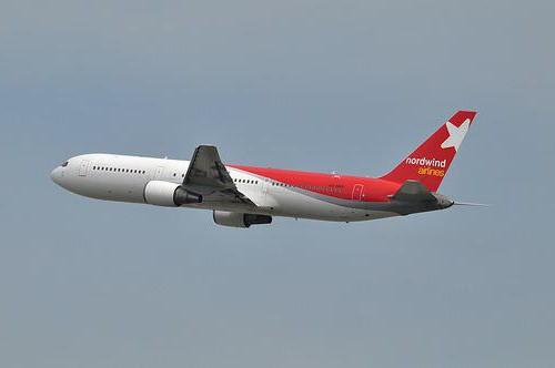 Nordwind Airlines: отзывы. Российская чартерная авиакомпания