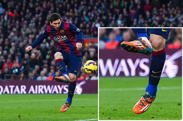 What Size Shoe Does Messi Wear