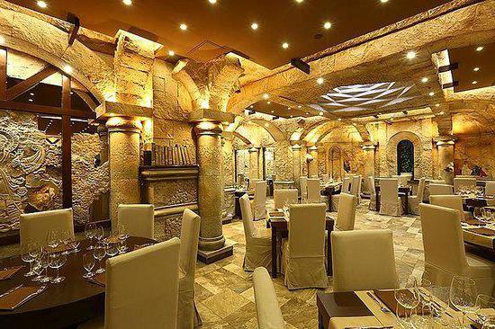 рестораны в москве для знакомств