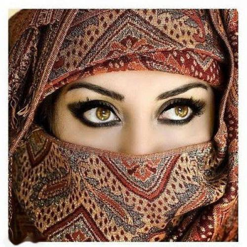 арабские девушки на хиджабе