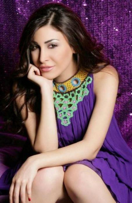 самые красивые арабские девушки
