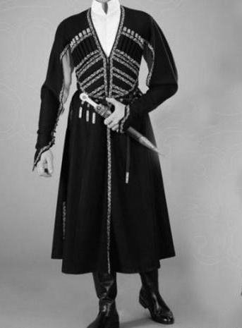костюм грузина