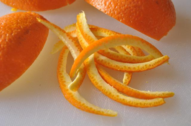что приготовить из апельсинов быстро