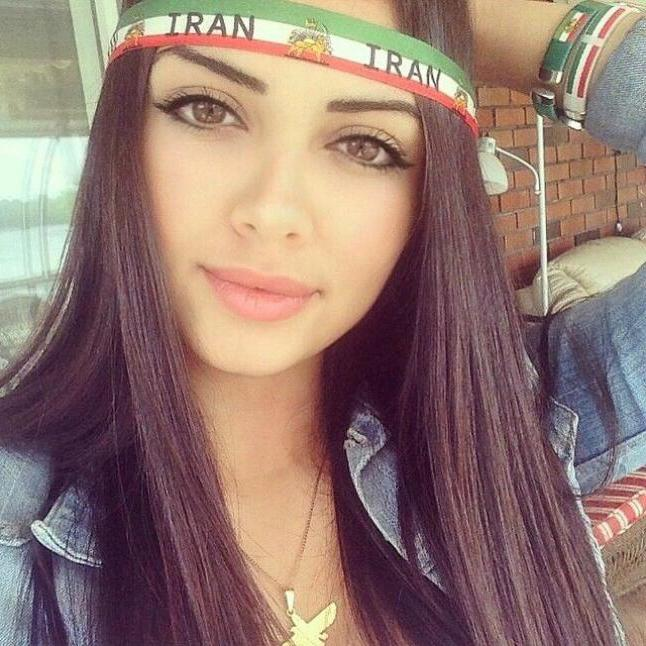 с девушки знакомства иранский