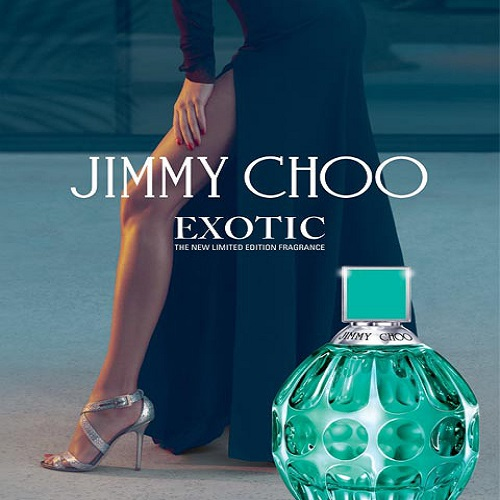 jimmy choo exotic (2015 edition)