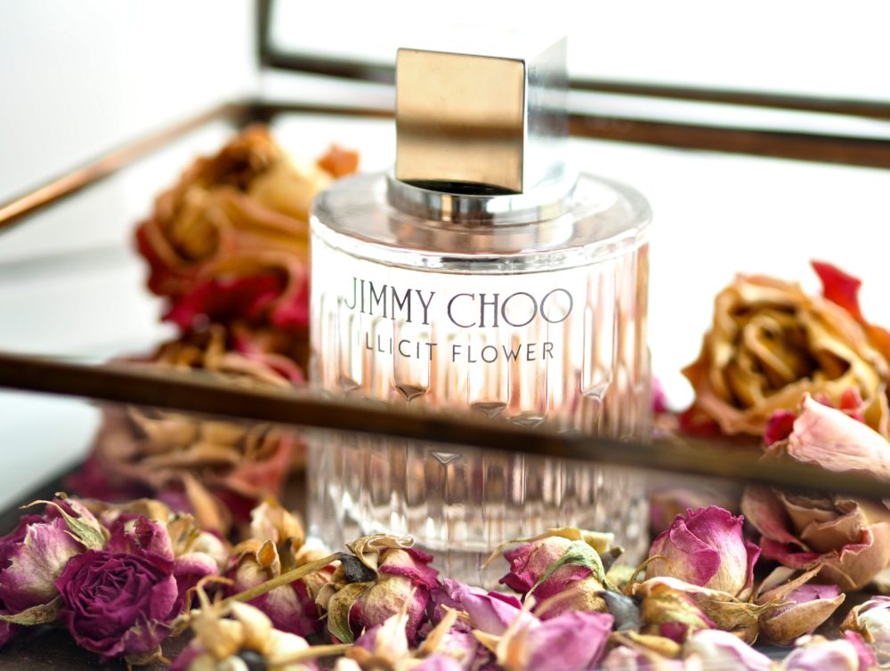 Jimmy Choo 'Illict Flower'