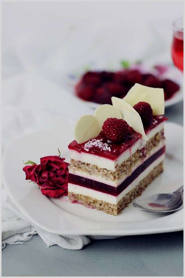как устроен муссовый торт