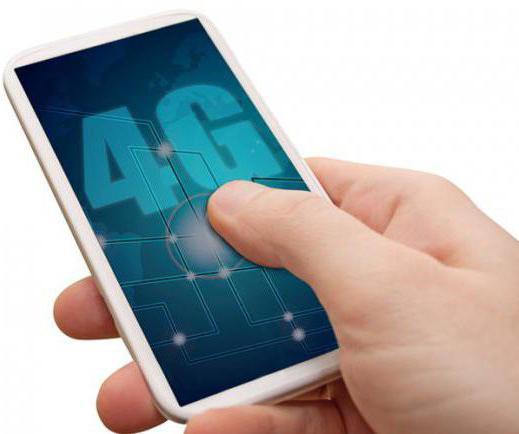 телефоны поддерживающие 4g