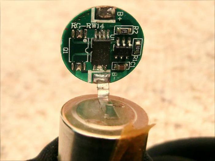 восстановление литий ионных аккумуляторов