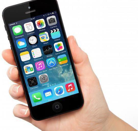 Как удалить учетную запись с айфона 5s