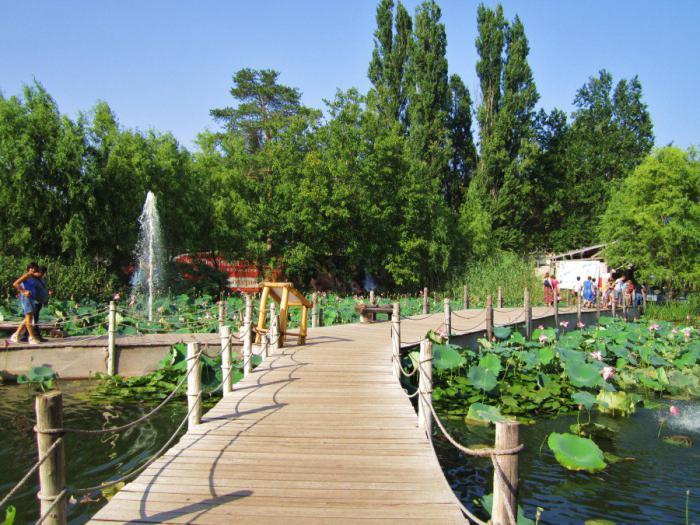 адрес сафари парка в Краснодаре