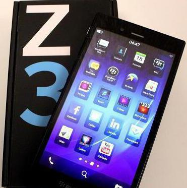 blackberry z3 отзывы
