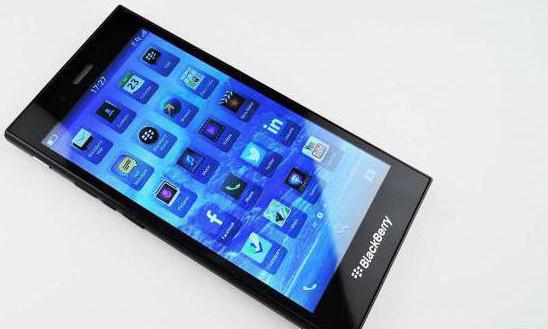blackberry z3 обзор