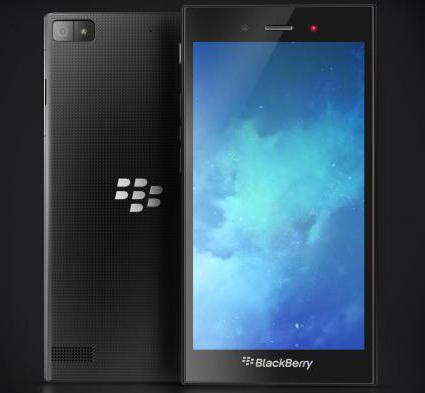 телефон blackberry z3