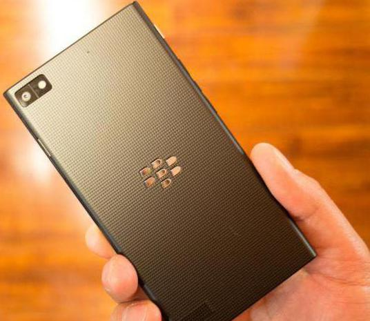 характеристика blackberry z3