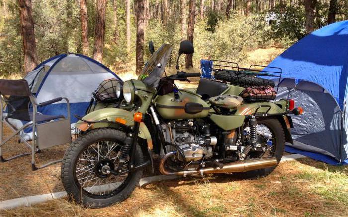 Мотоцикл урал для туризма своими руками 51