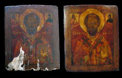 Реставрация икон своими руками