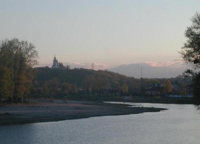 Река ворскла Полтава