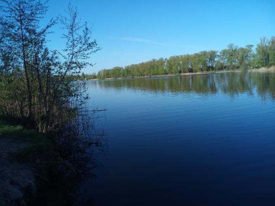 Ворскла река