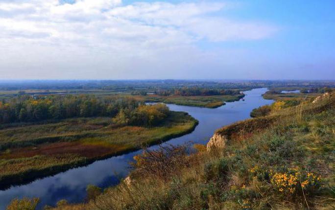 Река ворскла белгородской области