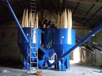Мини комбикормовый завод доза агро