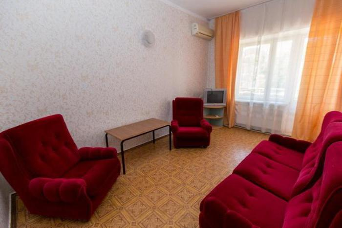 Санаторий Family Resort Крым Евпатория